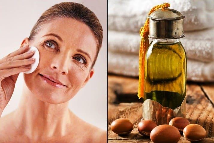 Аргановое масло для кожи, ногтей и волос