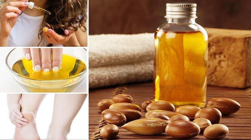 Применения и свойства арганового масла